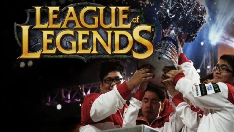 Is Someone Starting a League of Legends Fantasy League?