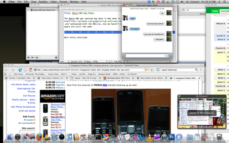 iChat Video is Awesome, But Not Always 100% Clean (Video NSFW)