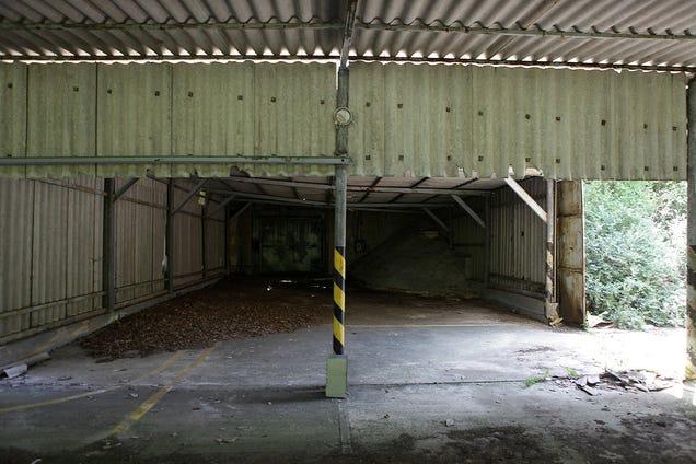 Inside the Bunker Where Soviets Kept Their Secret Stash of Nukes