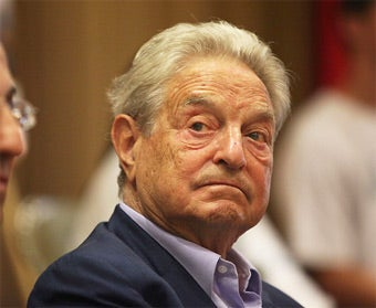 George Soros Bailing on Democrats Before Midterm 'Avalanche'