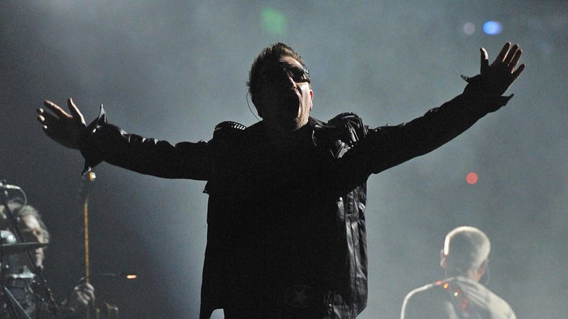 Bono's Company Made $800 Million On Facebook