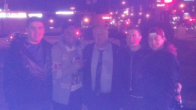 Diet Coke-Addled Rob Ford Got a Ticket Last Night
