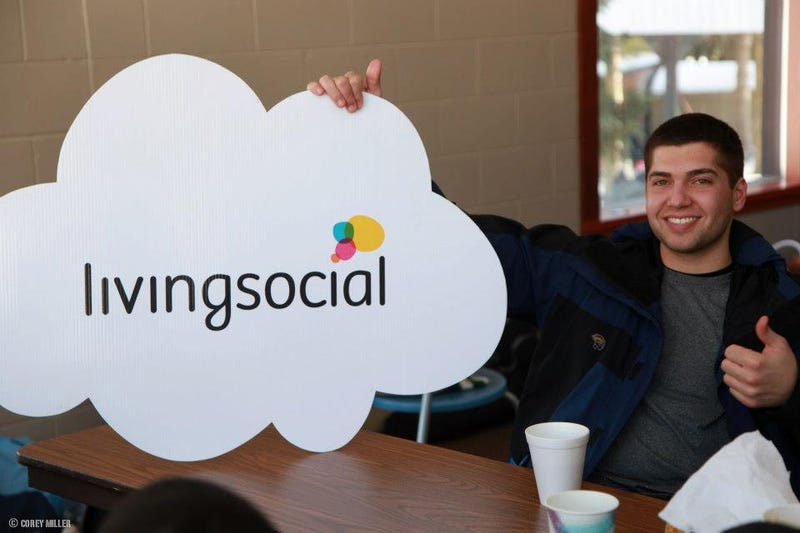 LivingSocial Still Puking Money