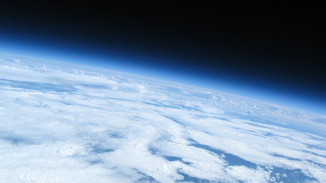 Teenager sends $50 camera into space and captures these stunning images of Earth