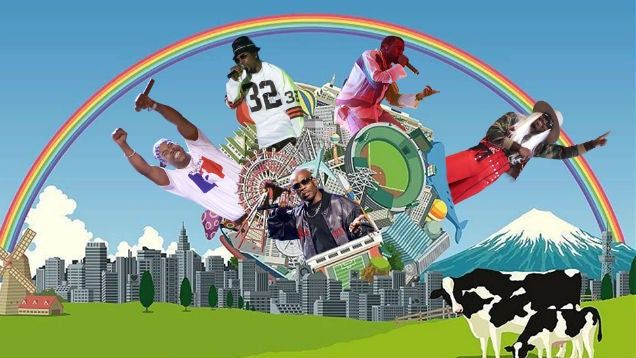 Katamari Rap Mashups Take Remixing To Insane Conclusion