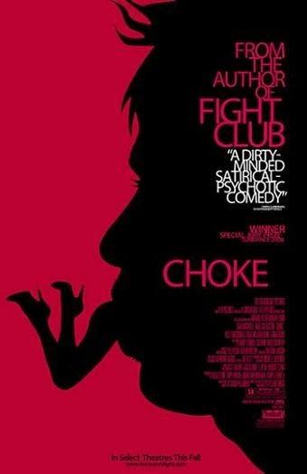 Chuck Palahniuk's Sad Choke Contest