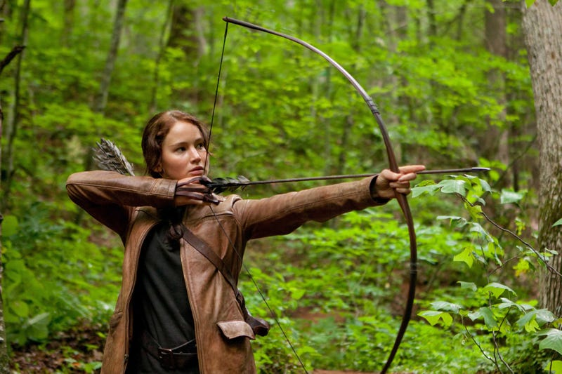 Can The Hunger Games really capture all of Katniss Everdeen?