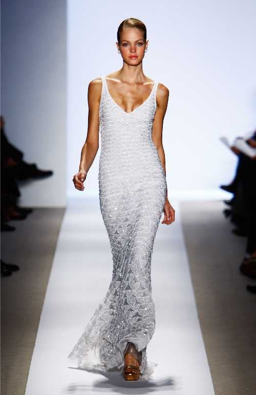 Fashion Show: Badgley Mischka