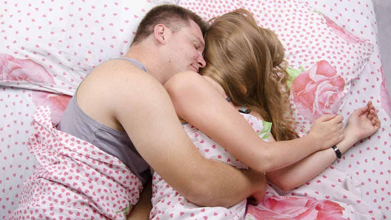 Smothering Your Partner While You Sleep Will Save Your Relationship