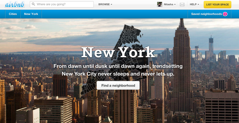"Major New York City Developer Bans Airbnb for Its ""Negative Vibe"""
