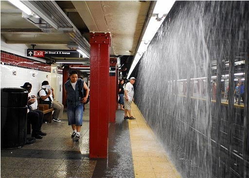 New York's Subway May Not Survive Nicole Irene