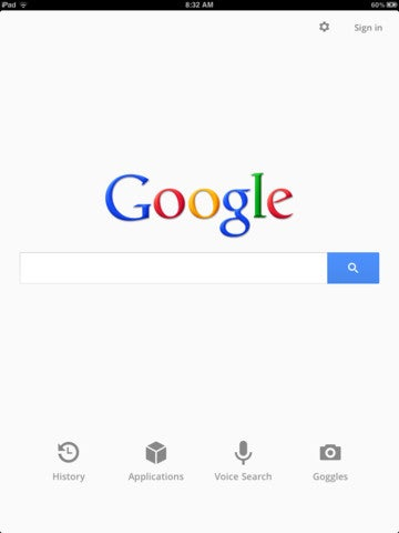 Google Search Gallery