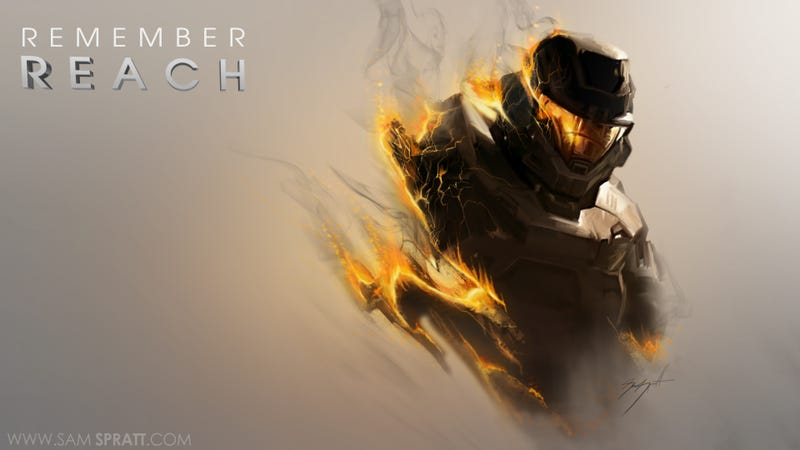 Remember Reach... With These Nifty Wallpapers