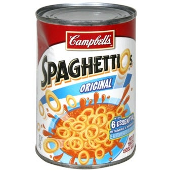 15 Million Pounds Of SpaghettiOs Recalled