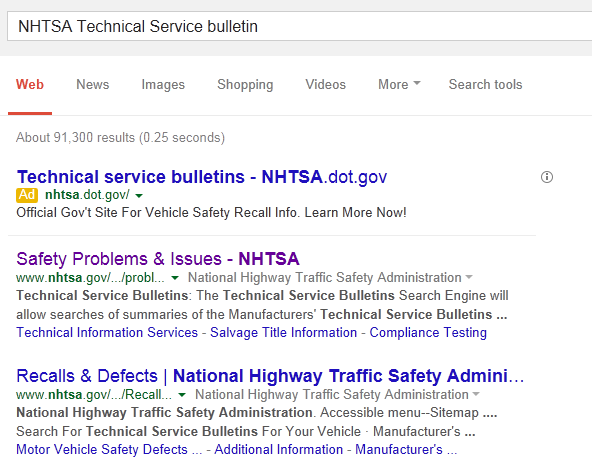 Automakers clashed with NHTSA over public recall tool