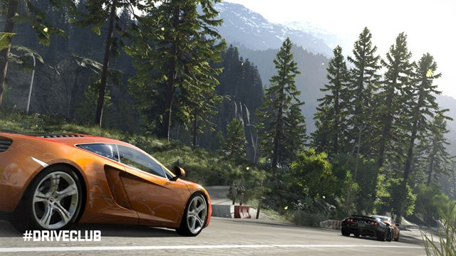 PS4 Launch Game DriveClub Delayed, Sony Confirms