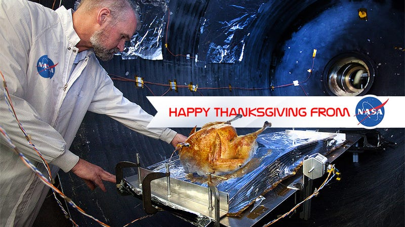 How NASA Scientists Would Cook Your Turkey