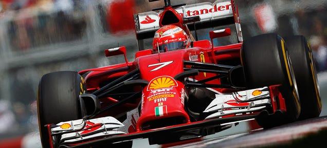Is Ferrari Going To Leave Formula 1?