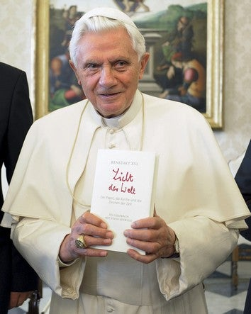 Pope Says Condoms Okay For Women Too