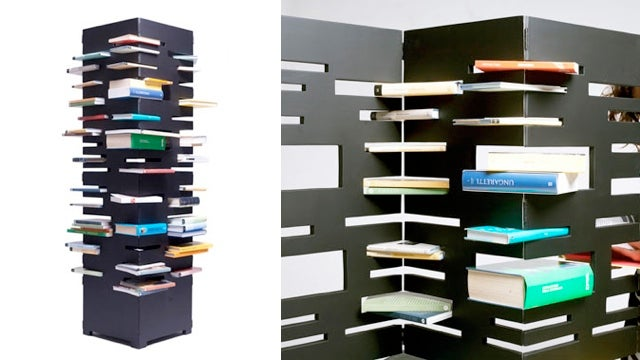 Book Tower or Book Wall? The Choice is Yours