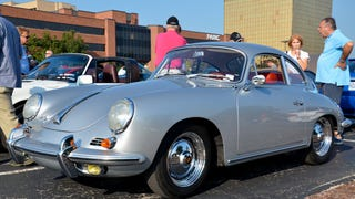 St. Louis Cars and Coffee 9/20/14