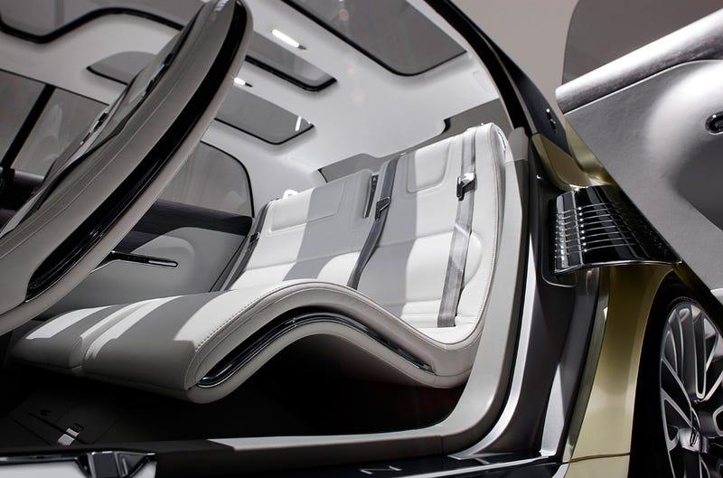 Lincoln C Concept: A Smaller Car For A Compact Future