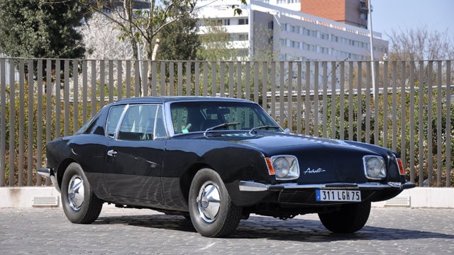 Another Avanti Owned By Raymond Loewy Heads To Auction