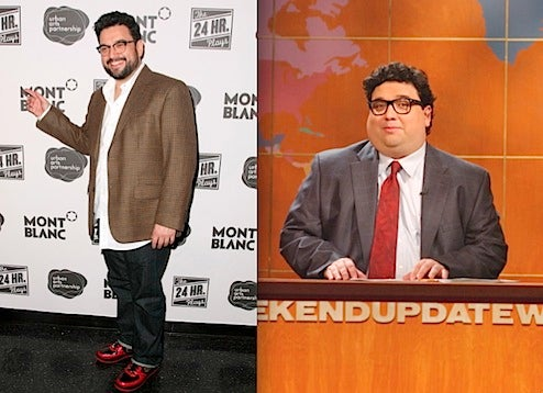 How To Lose Weight Like Horatio Sanz