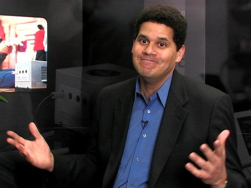 Reggie: Don't Count On Wii Successor In The Coming Months