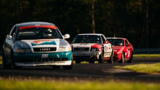 Scenes From American Endurance Racing At NJMP