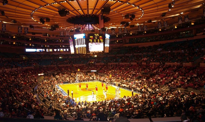 Just A Reminder That Knicks Ticket Prices Are Still Going Up