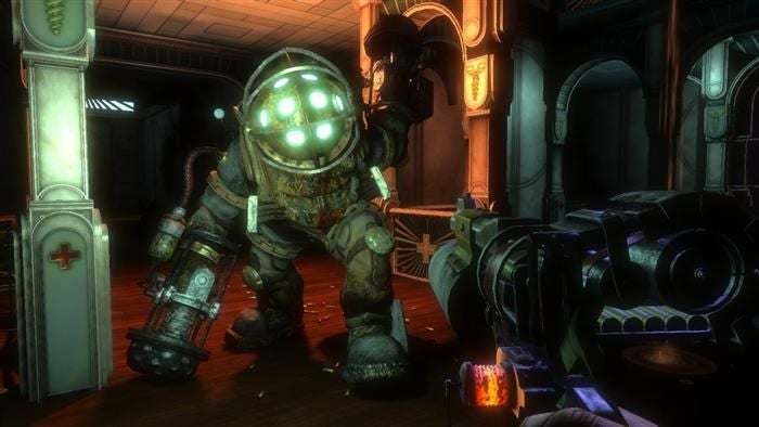 BioShock PS3 Looks Like BioShock 360/PC