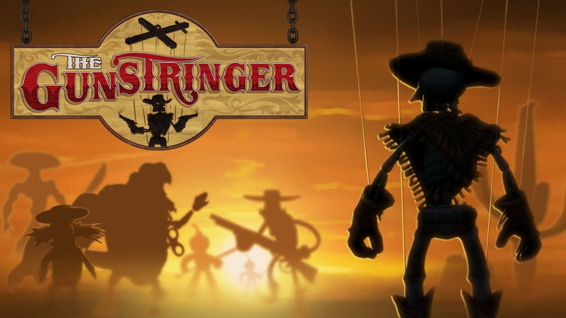 Holy Smokes! The Gunstringer is the Best Dead Cowboy Puppet Game for Xbox Kinect