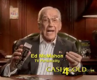 Ed McMahon Has Been In the Hospital for Three Weeks, Someone Just Now Noticed
