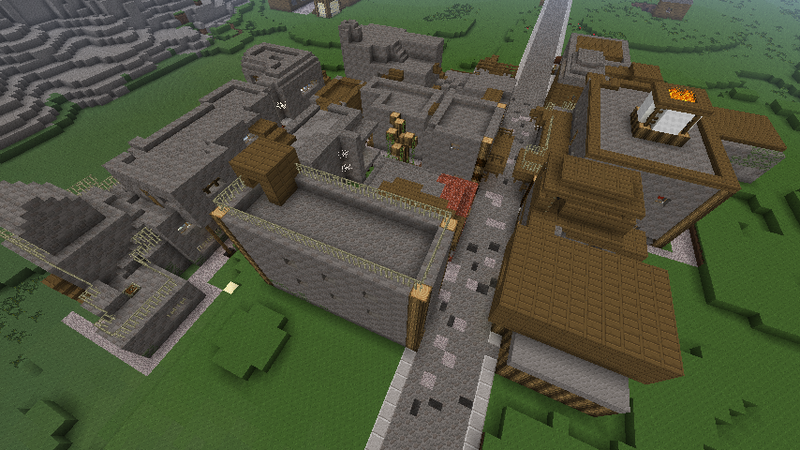 These Guys Are Building All Of Game of Thrones In Minecraft