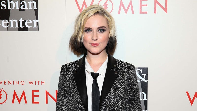 Evan Rachel Wood Dumped Jamie Bell to Spend More Time with Her Baby