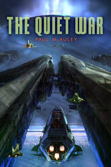 "io9 Book Club Meeting: Let's Discuss ""The Quiet War"""