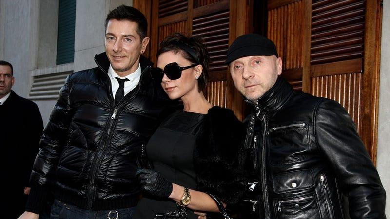 Dolce & Gabbana Throw Major Shade at Victoria Beckham