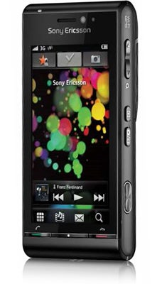 Sony Ericsson Idou Arrives In Second Half 2009 With 16:9 Touchscreen, 12MP Camera