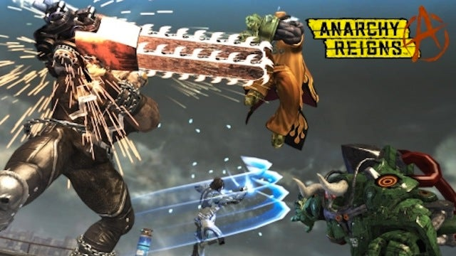 Anarchy Reigns Is an Attempt To Revive the Brawler... Good Luck!