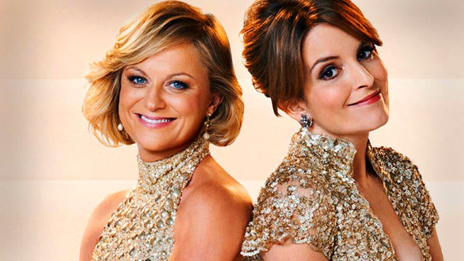 Fey and Poehler Will Make Bank for Hosting the Golden Globe Awards