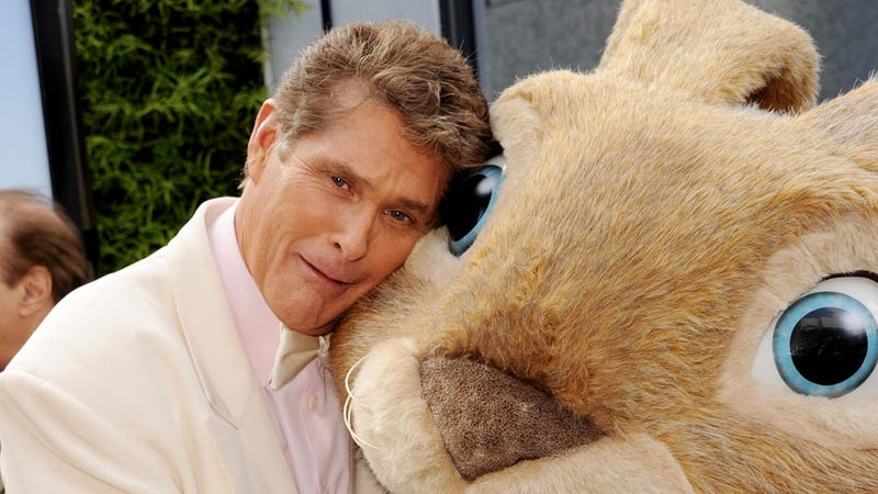 David Hasselhoff Wants To Develop a Video Game (No, Really)