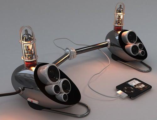 Speaker Design Challenge Entries are Breathtaking