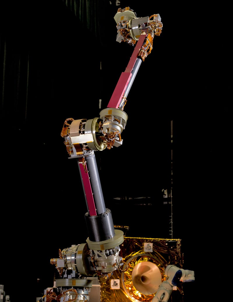 SSL Awarded $127M NASA Robotic Refueling Spacecraft Support Contract