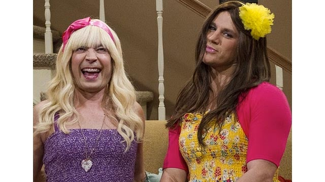 Channing Tatum and Jimmy Fallon are Looking Pretty Good in Drag