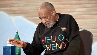 Actress Says Bill Cosby Sexually Assaulted Her During <em>The Tonight Show</em>