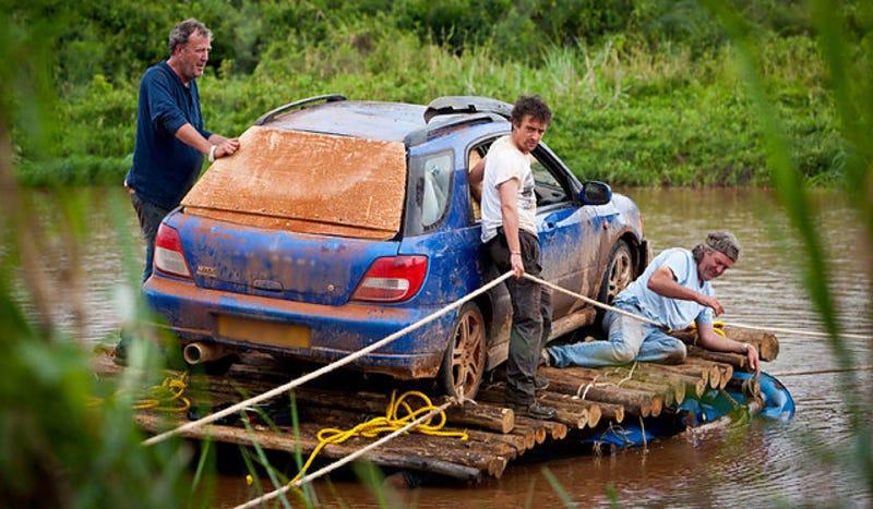 Top Gear Season 19, Episode 6 Video Open Thread