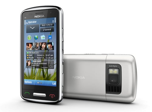 Nokia C6 and C7 Touchscreen Phones Have 8MP Camera and New ClearBlack Displays