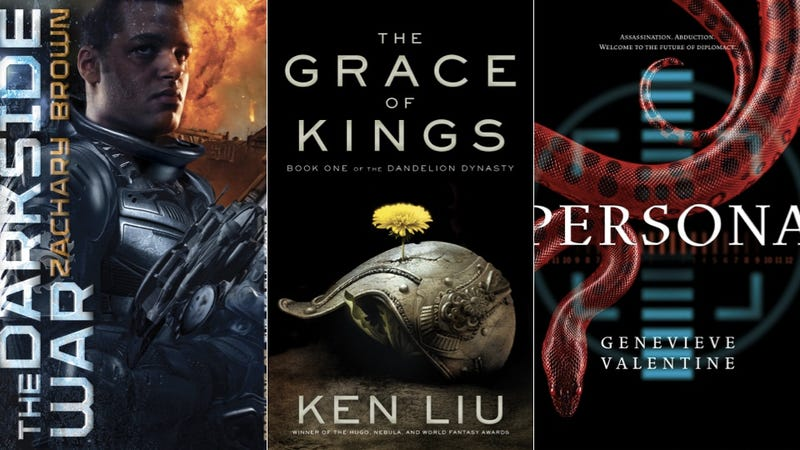 Take An Exclusive Peek At The Most Anticipated Scifi Imprint In Years