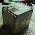 Turn Six Floppy Disks into a Latched Box